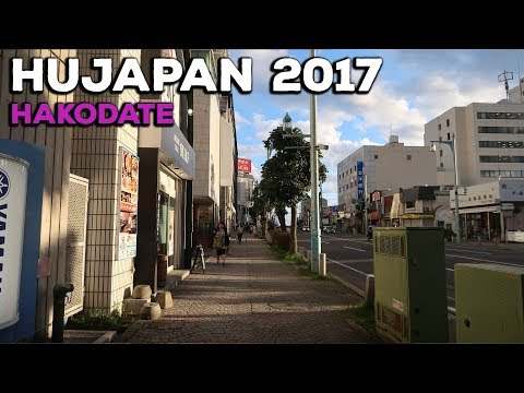 HUJapan 2017 - Day 4: Hakodate