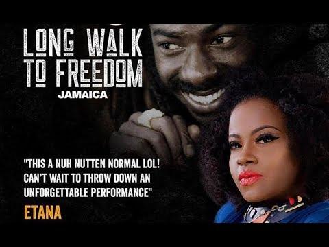 ETANA DELIVERED @ BUJU BANTON LONG WALK TO FREEDOM SHOW