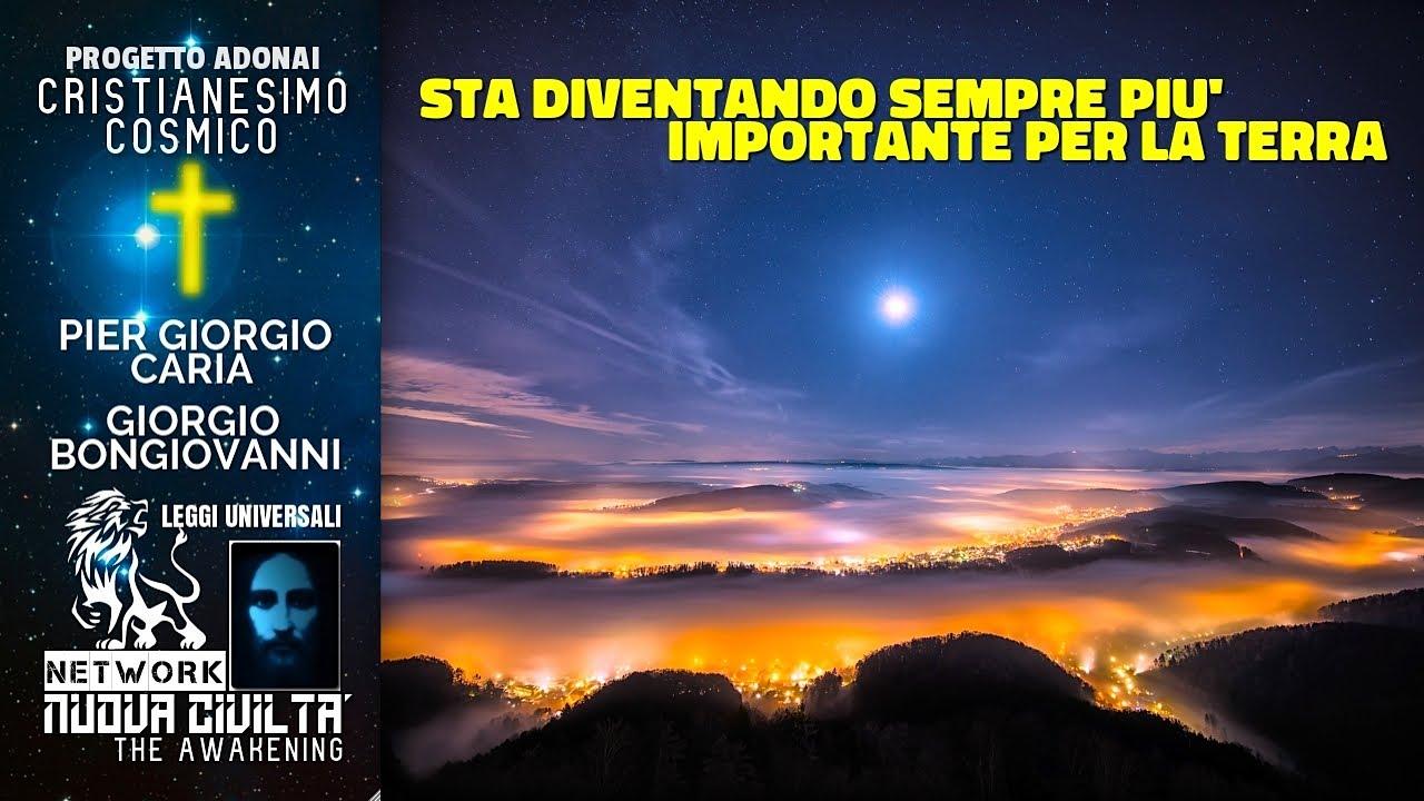 Pier Giorgio Caria, Giorgio Bongiovanni - Sta Diventando Sempre Più Importante Per La Terra