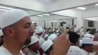 Video KH  Maimoen Zubair - Mahallul Qiyam Maulid di Rushoifah download MP3, 3GP, MP4, WEBM, AVI, FLV Agustus 2018