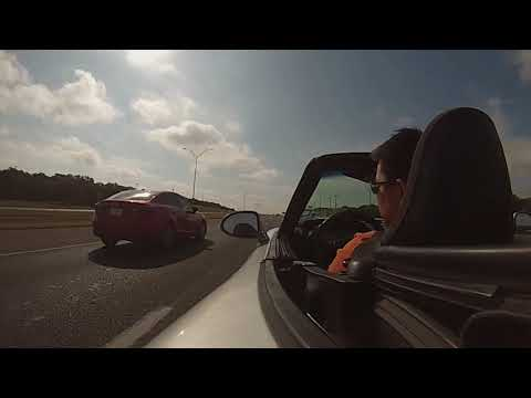 San Antonio 1604 Run Mazda Miata
