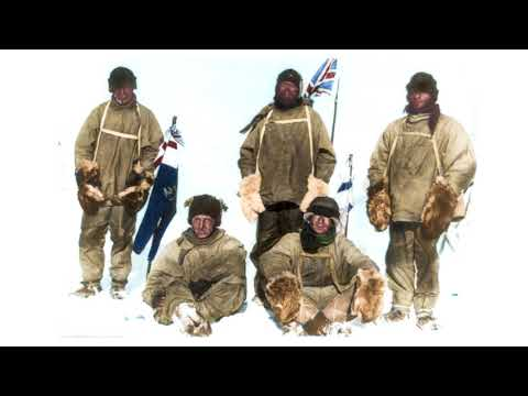 Captain Scott - a tribute to one of the greats of the Heroic Age of Antarctic exploration