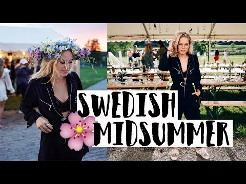 Celebrating Swedish Midsummer | Cornelia