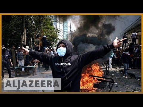 Al Jazeera English: Indonesia's Joko Widodo says he will not tolerate threats to unity   Al Jazeera English
