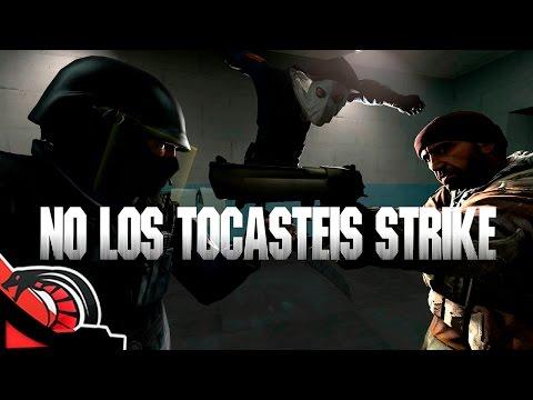 NO LOS TOCASTEIS STRIKE | Counter Strike Global Offensive - En directo