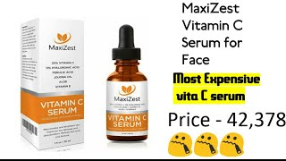 Top 10 most expensive and best vitamin c serum for face and body   The dna of