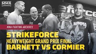 MMA Fighting Archives: Daniel Cormier vs. Josh Barnett, Strikeforce Heavyweight Grand Prix Final