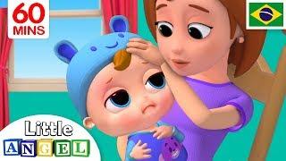 O Bebê está Dodói! | Historinhas e Músicas Infantis | Canal do Joãozinho