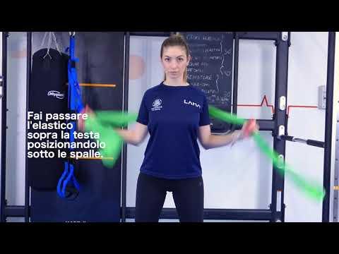 Esercizi Training House livello base