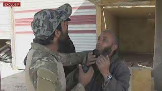Reportage : chasser l'EI et gagner la confiance de la population, le dur combat des FDS