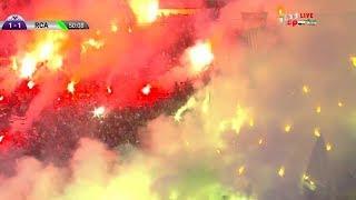 أهداف الوداد و الرجاء 4-4 | ريمونتادا تاريخية وجنون حتى الدقيقة 94 | تعليق فارس عوض