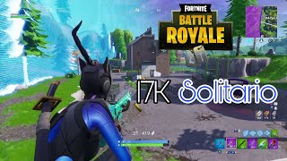 17K ONLY ? AIM worthy of CONSOLE 🎮 (Fortnite Battle Royale)