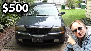 If You Only Have $500, This is the Car You Should Buy