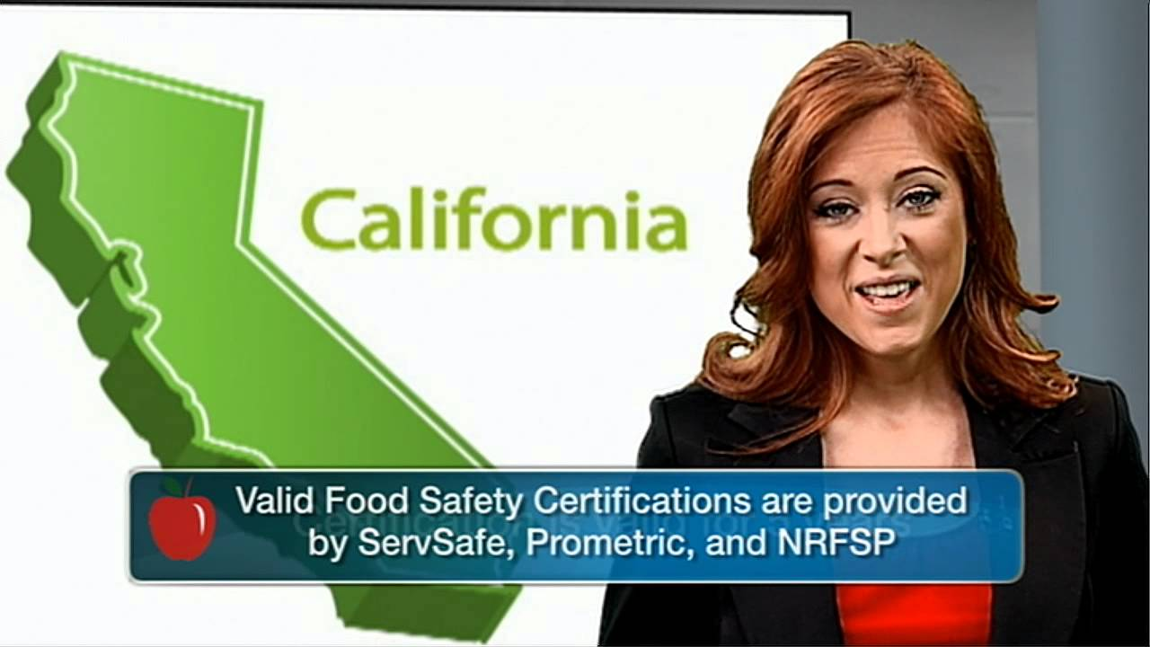 The Difference Between The California Food Handler Card And The Food