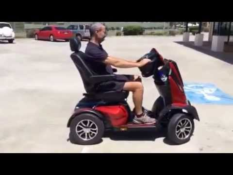 King Cobra Mobility Scooter