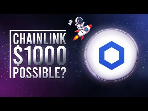 Can Chainlink (LINK) Reach $1000?? - Here's What I think!