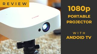 This 1080p Portable Projector with Android TV by Anker is Worth Checking: Nebula Solar Review