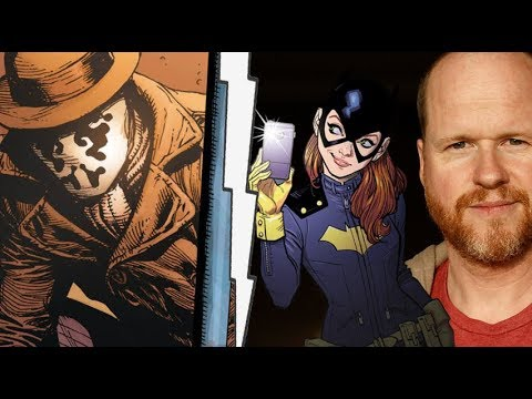 Who Is New Rorschach in Doomsday Clock #1 Joss Whedon Fired From Batgirl Rumour
