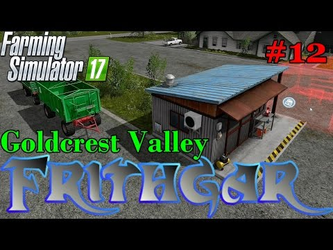 Let's Play Farming Simulator 2017, Goldcrest Valley #12: What A Waste Of Money!