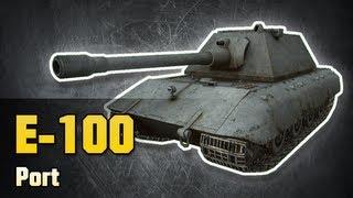 World of Tanks - E-100 - New toy from sale / Nová hračka z výprodeje