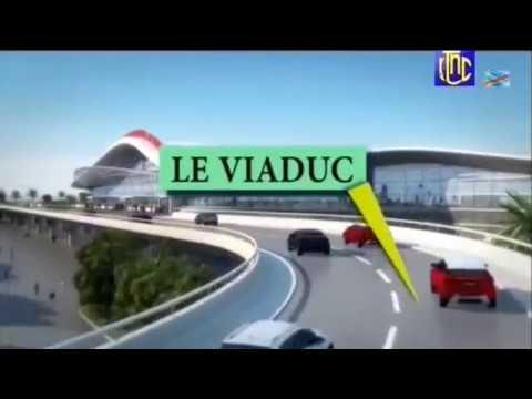 RDC: Projet de construction d'une nouvelle aérogare à l'aéroport de Ndjili