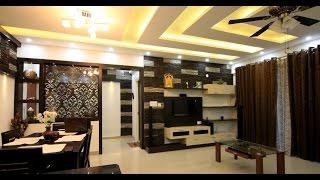Suresh Babu's home | Interior Design | Mera Homes Apartments | Whitefield,Bangalore thumbnail