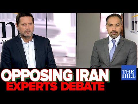 WATCH: Opposing Iran experts debate are we safer?