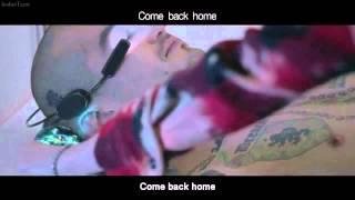 [日本語字幕 & 歌詞 & カナルビ] 2NE1 - Come Back Home