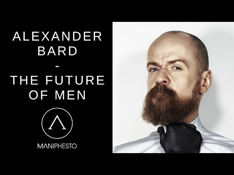 The Future of Men's Work with Alexander Bard