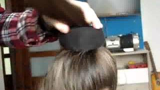 Jak zrobić koka na wypełniaczu ★l Prosta fryzura #2