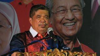 Mat Sabu endorses Anwar for PD MP (FULL SPEECH)