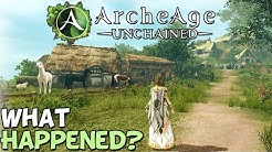 "Archeage Unchained In 2020 ""What Happened?"""