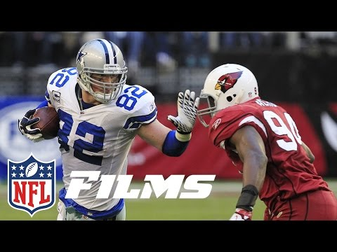 #7 Jason Witten | Top 10 Tight Ends of All Time | NFL Films