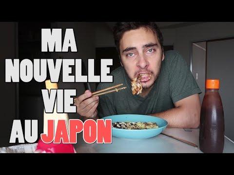Vlog Tokyo MA VIE AU JAPON