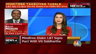 Mindtree Takeover Tussle