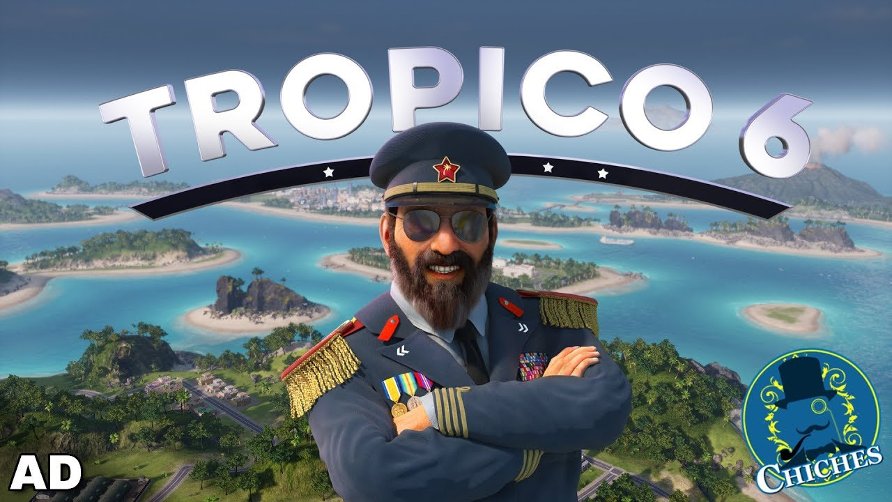 TROPICO 6 - ¡El Presidente Ha Vuelto! (Tropico 6 Versión Completa)
