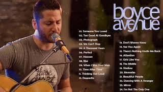 Boyce Avenue Greatest Hits Full Album 2020 Best Songs Of Boyce Avenue 2020
