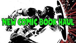 New Comic Book Haul August 1 2018