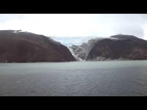 Romanische Glacier, Beagle Channel