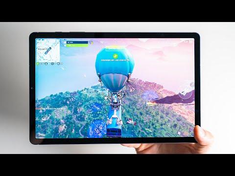 samsung-galaxy-tab-s6-fortnite-gameplay-&-gaming-test