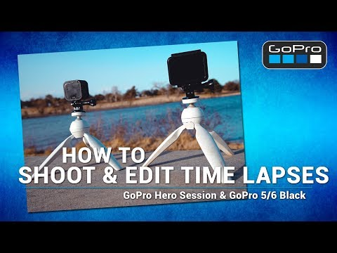 GoPro / How to Shoot & Edit Time Lapses (Tutorial)