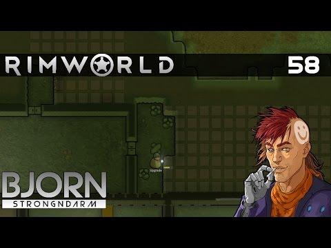 Randy Random RimWorld #58: Fallout-Induced Mining ▷ Vanilla RimWorld Alpha 15 Gameplay