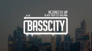 Black Tiger Sex Machine - Rezorecta VIP