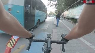 Kütahya Bisiklet Yolu İncelemesi - Bisiklet Vlog
