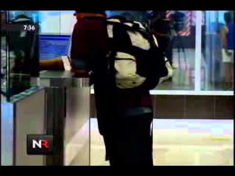 Un hombre evadió los controles de migración en el aeropuerto pese a ...