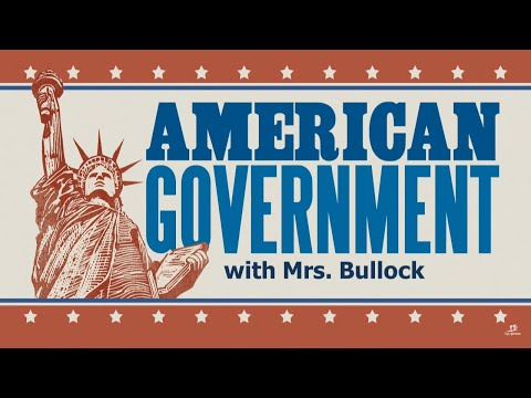 Grade 12 American Government