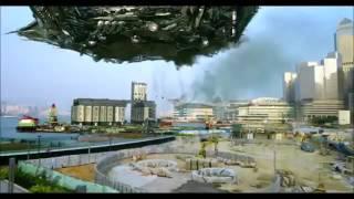 Оптимус Прайм против Локдауна, в фильме Трансформеры Эпоха Истребления.