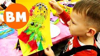 ВМ: Готовим Расгуллы и делаем птичку из бумаги | Preparing Rasgulla and make a bird out of paper