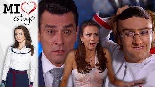 Isabela se infiltra en la boda de Ana | Mi corazón es tuyo - Televisa