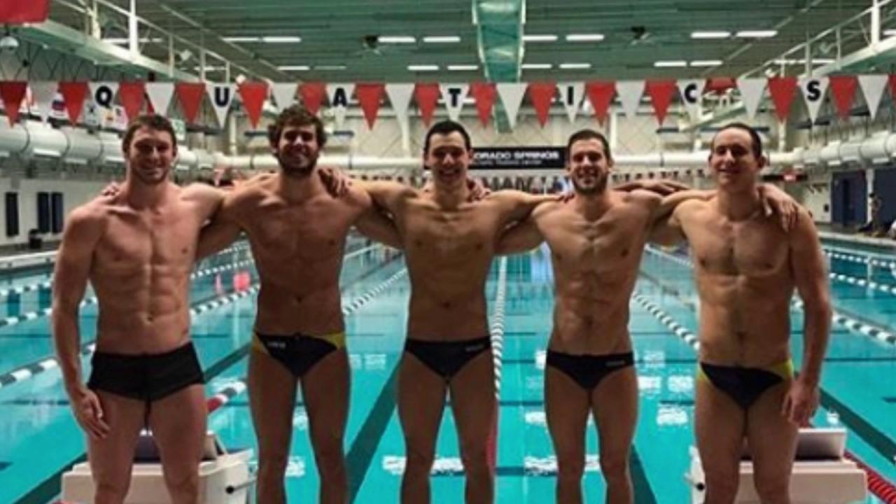 Image result for berkeley swim team